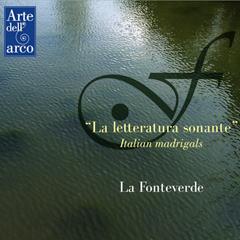 『響きの文学』~イタリアン・マドリガル集